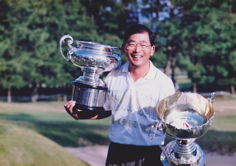 「第56回日本オープンゴルフ選手権」開催画像