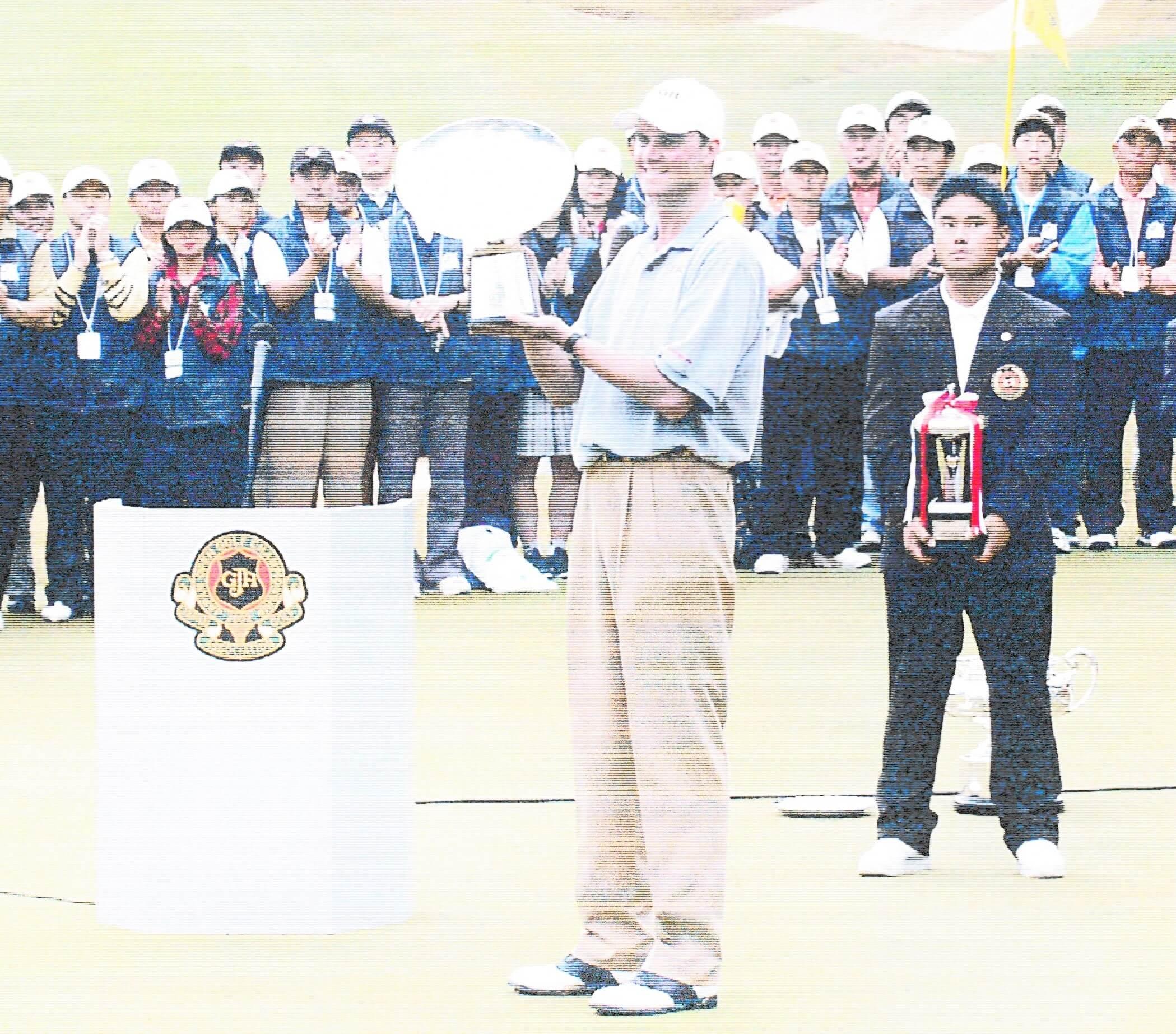 「第67回日本オープンゴルフ選手権」開催画像